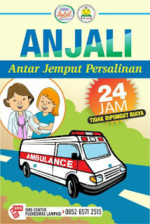 Payakumbuh, Ambulance Gratis Antar Jemput Puskesmas Lamapsi
