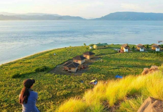 Pulau Paserang, Sumbawa
