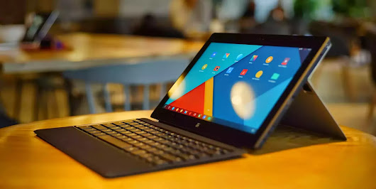 The X Border: Jide Remix, um tablet Android com cara de Surface