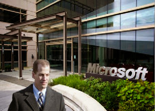 Peter Klein is leaving Microsoft after working for 11 years!