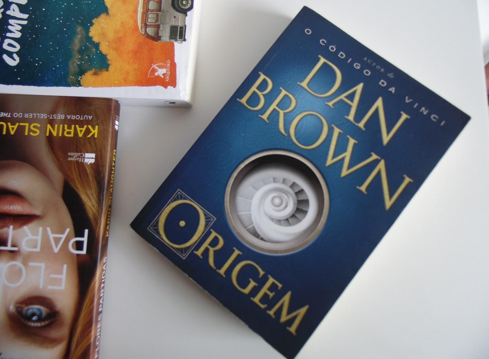 [Resenha] Origem - Dan Brown (Editora Arqueiro)