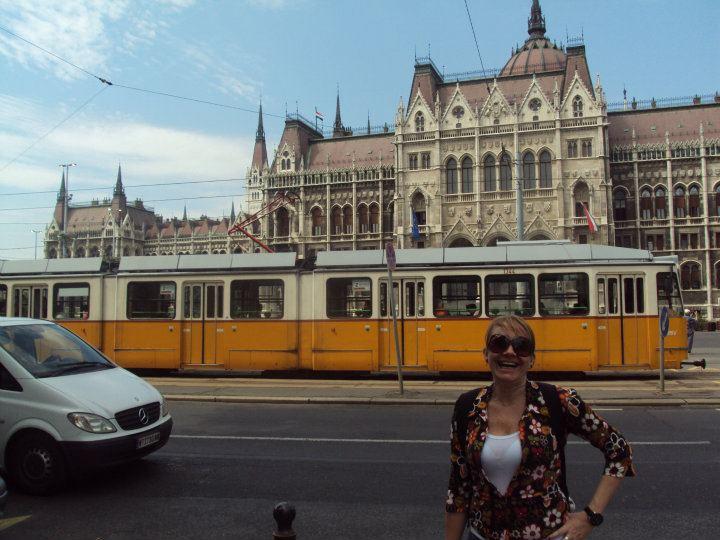 estação de trem em Budapeste