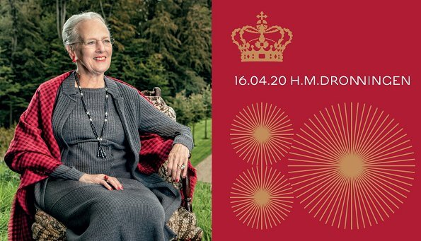 Queen Margrethe will celebrate her 80th birthday. The Queen was born at Amalienborg as the daughter of Crown Prince Frederik and Crown Princess Ingrid