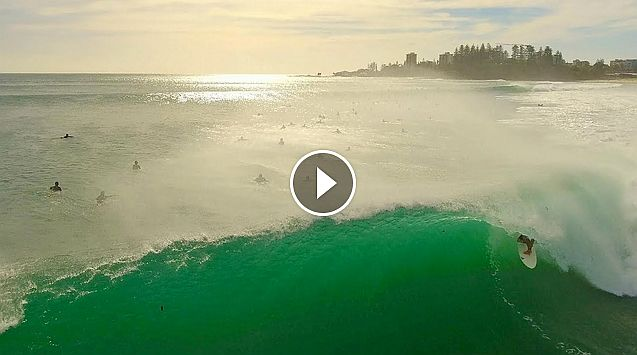 Drone s Eye View of Pumping Superbank Sessions