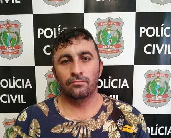 Foragido da Justiça de Russas é preso na zona rural de Morada Nova