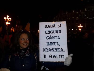 btk.-módosítás, Grindeanu-kormány, Liviu Dragnea, OUG 13, Románia, tineriada, Dacă şi ungurii cântă imnul Dragnea îi bai