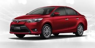Harga Toyota Vios di Pontianak Red Mica Metallic