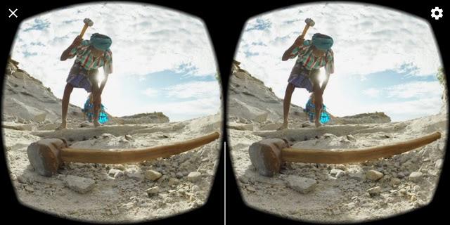 Los mejores REPRODUCTORES de video VR para Android