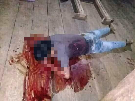 Sadis, Seorang Pemuda di Sa'dan Tewas Bersimbah Darah