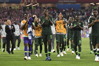 Ekweremadu Optimistic Super Eagles Will Qualify From Group D