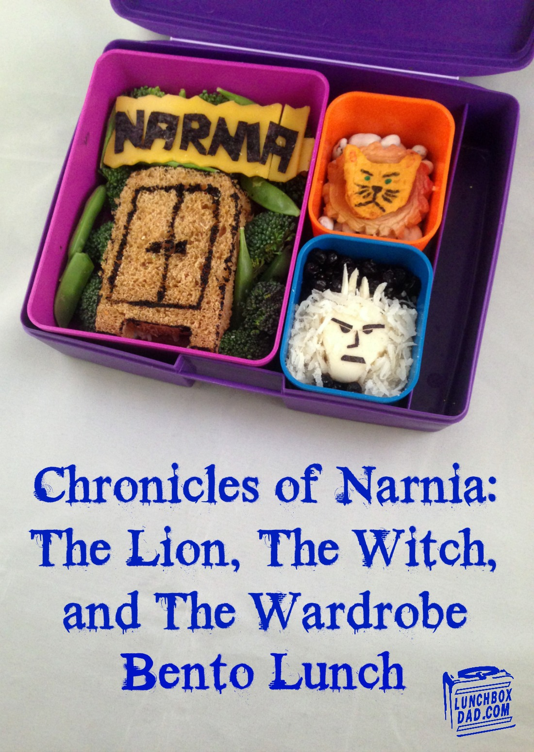 Chronicles of Narnia The Lion The Witch and The Wardrobe Lunch