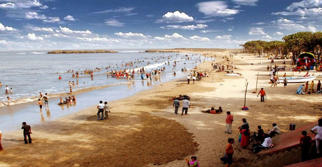 Nagoa Beach Diu India