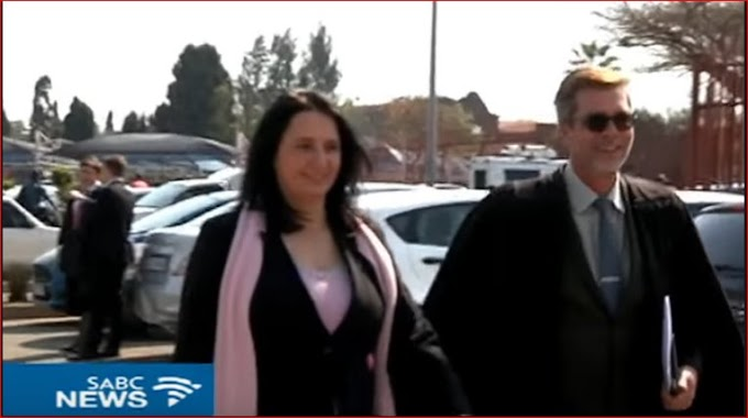 Southe Africa woman sentenced for racist abuse