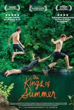 descargar The Kings of Summer, The Kings of Summer español