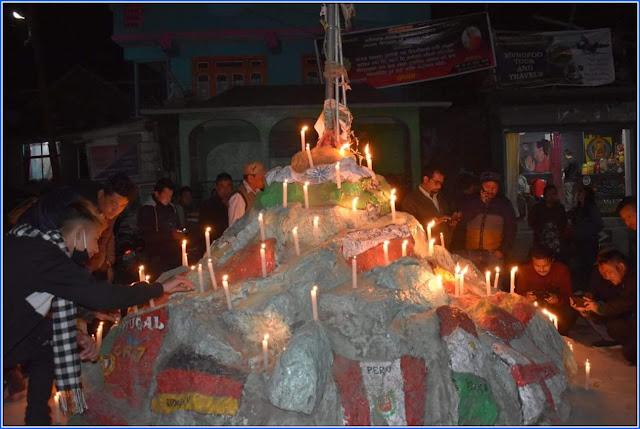 Tribute to Martyred CRPF Jammu Kashmir