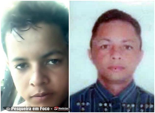 Anderson Tulio do Nascimento, e José Ivanildo da Silvas