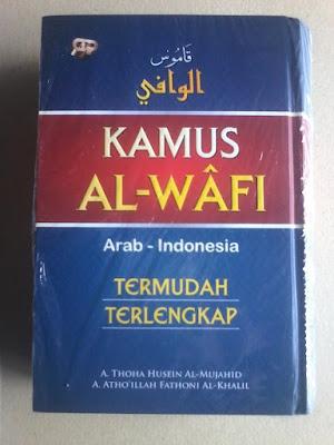 Kamus Al-Wafi Arab-Indonesia
