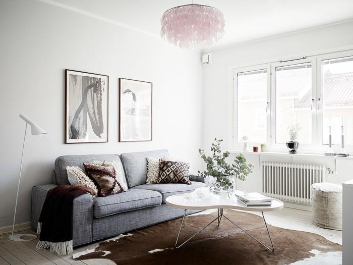 blog interiores nórdicos aticos estilo nórdico escandinavo valencia distribución diáfana decoración áticos