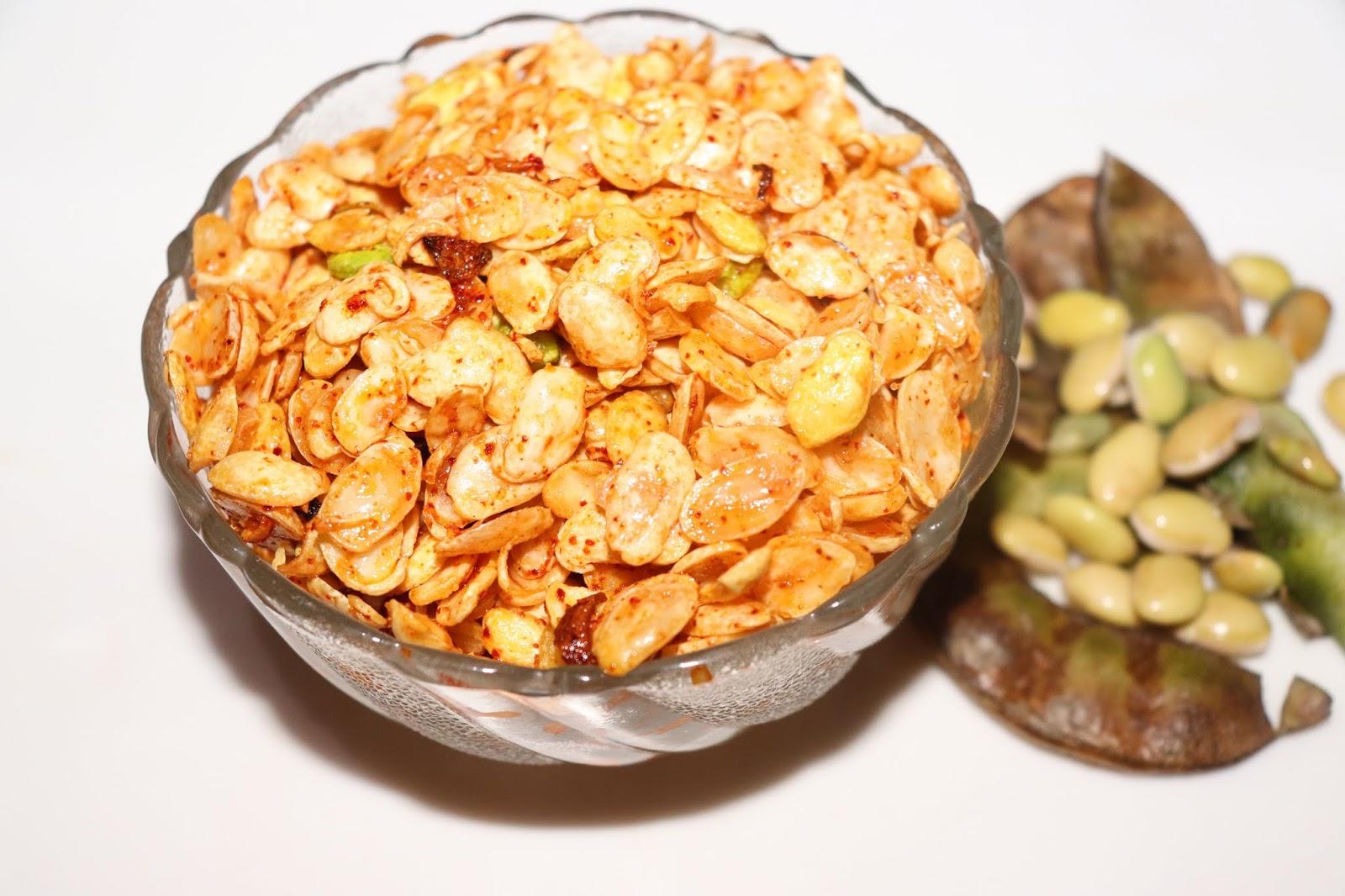Butter Beans Fry Lima Bean Mochai Varuval Season