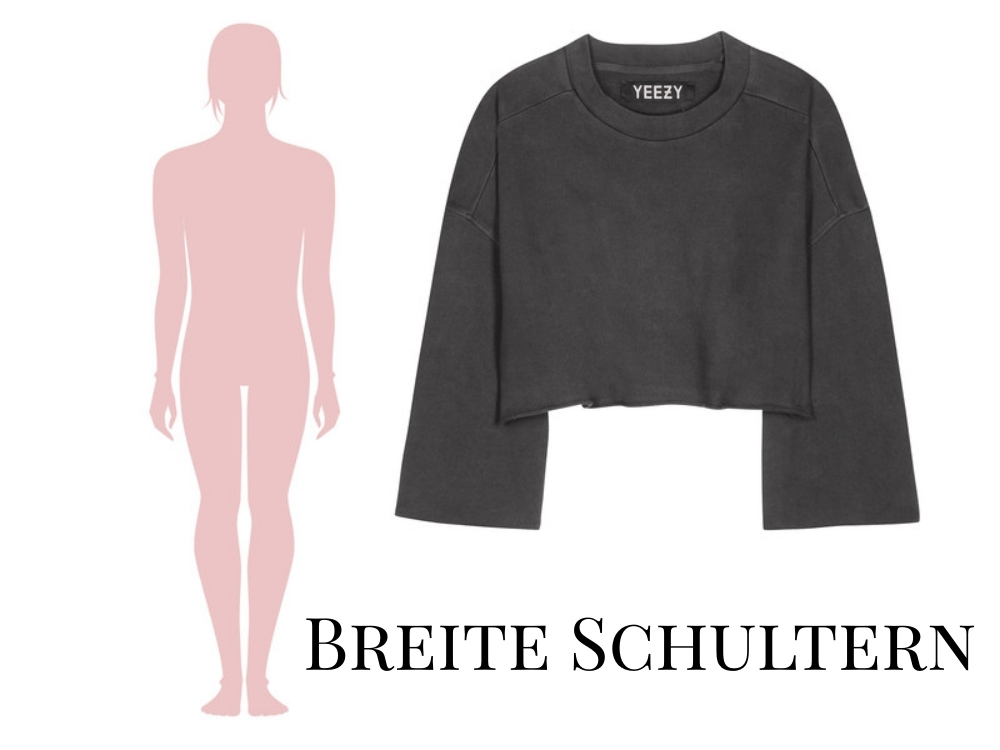 Fashion Trends, Styling So trägt jede Frau Sweater lässig und cool! Passend zu Deinem Figur-Typ
