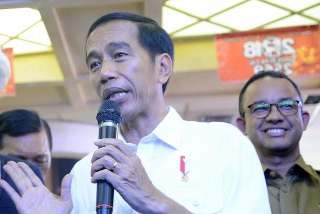 Kelompok 212 Ini Dukung Jokowi Capres