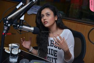 Cute Actress Misti Chakravarthi at Babu Baga Busy Team at Radio City ~  Exclusive 8th April 2017 002.JPG