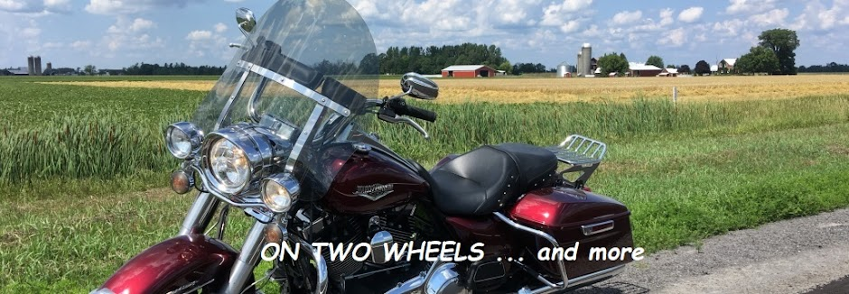 On Two Wheels  ... and more