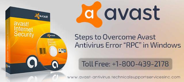 Avast Antivirus Tech Support Number