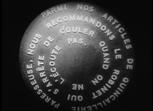 Anemic Cinema. (1926). Marcel Duchamp.Doctor Ojiplático