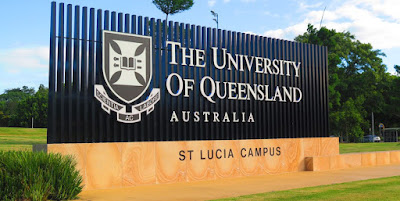 BEASISWA S1 FULL DI UNIVERSITY OF QUEENSLAND ASUTRALIA