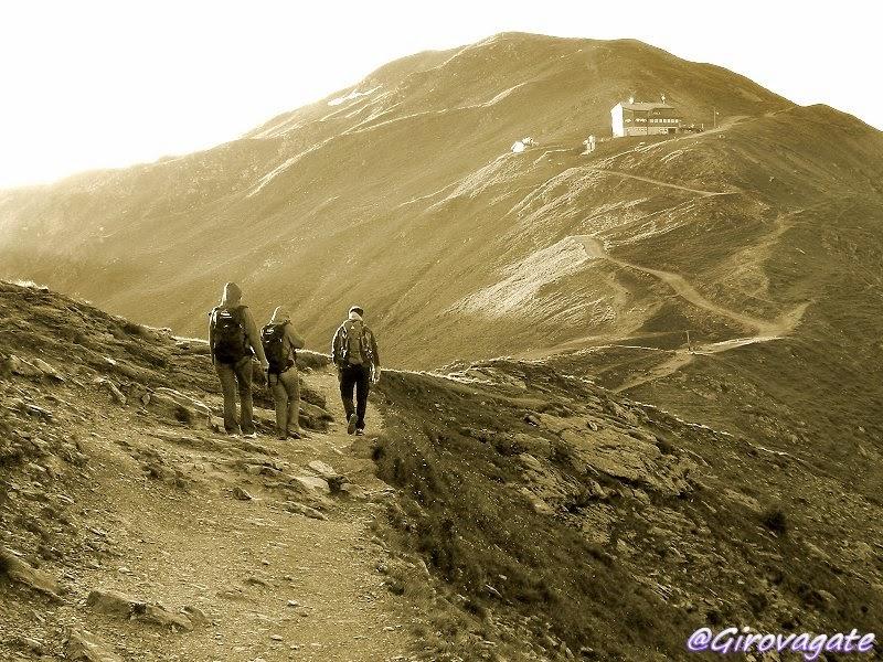 trekking montagna Alta Pusteriaq