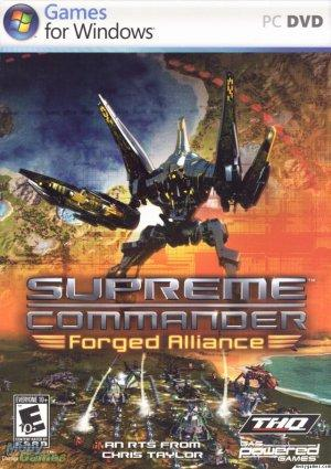 Supreme Commander Forged Alliance pc full español mega.