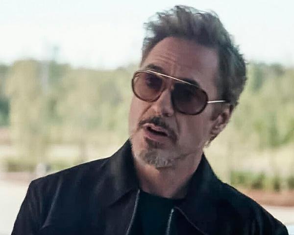 miglior servizio 0948e 79ca1 Movie Glasses: Tony Stark Sunglasses from Avengers: Endgame ...