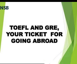 Study in USA or UK for free — the power of TOEFL and GRE