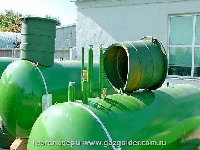 Газгольдер Керчь