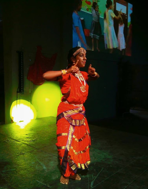bharata natyam roma bambini children danza indiana bambini