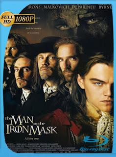 El hombre de la máscara de hierro 1998 HD [1080p] Latino [GoogleDrive] DizonHD