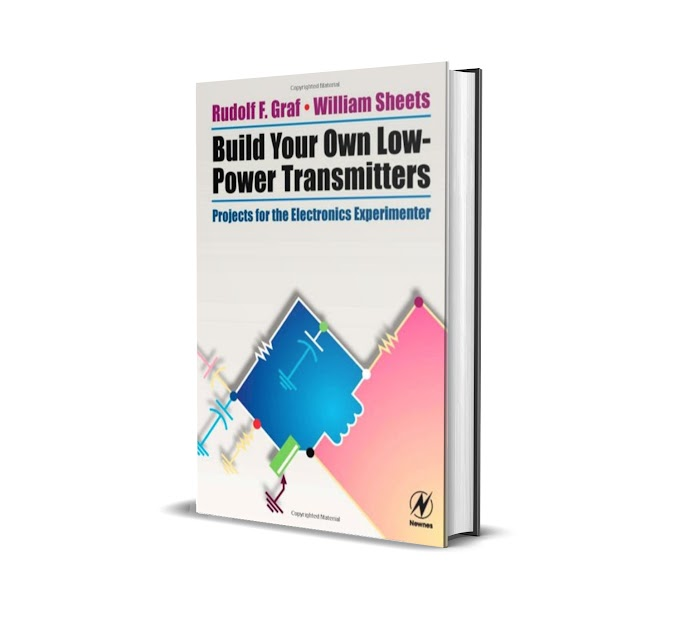 E Book Build Your Own Low-Power Transmitters Projects for the Electronics Experimenter