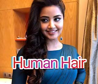 Human-hair