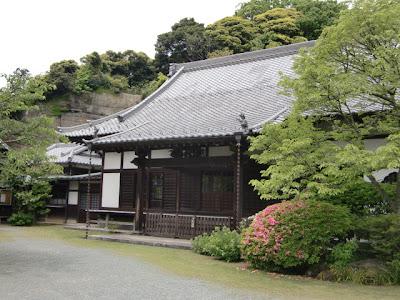 浄光明寺本堂
