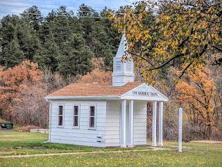 VFW Memorial Chapel, Sturgis, South Dakota