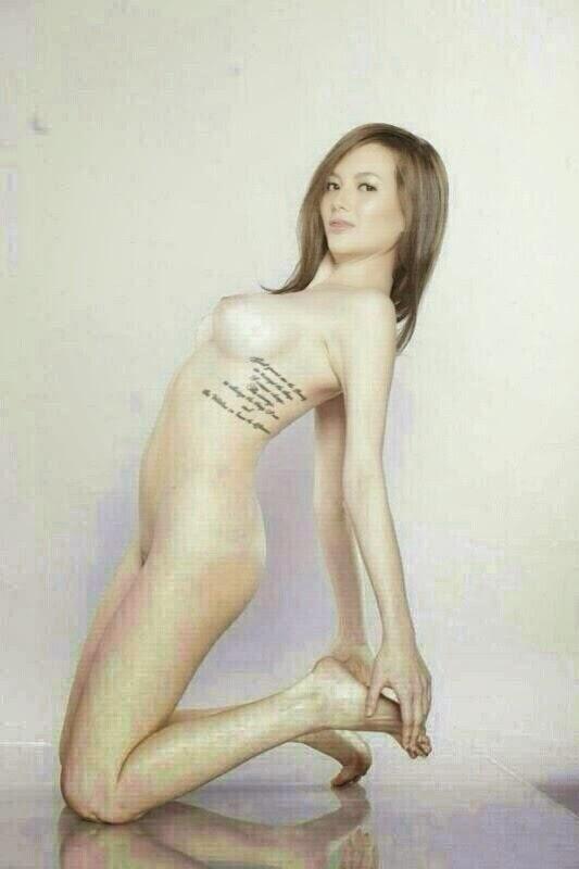 Ellen Adarna Naked Photos