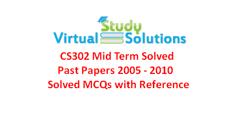 cs302 midterm solved papers Get cs403 midterm past papers, download cs403 midterm solved papers also download cs403 final term papers and cs403 final term solved papers.