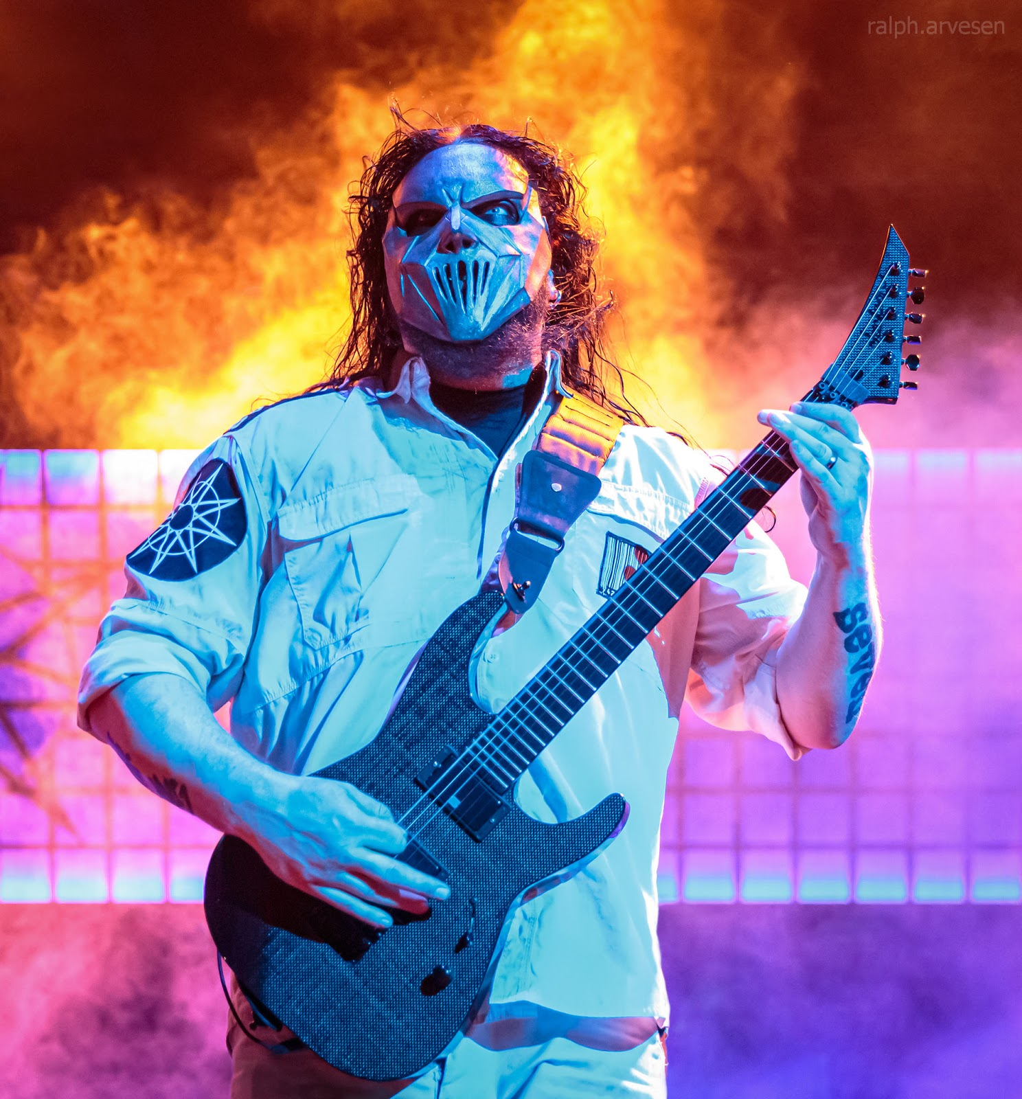 Slipknot | Texas Review | Ralph Arvesen