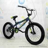 Sepeda BMX Pacific X-Man CRX03 Ban Gendut 20 Inci