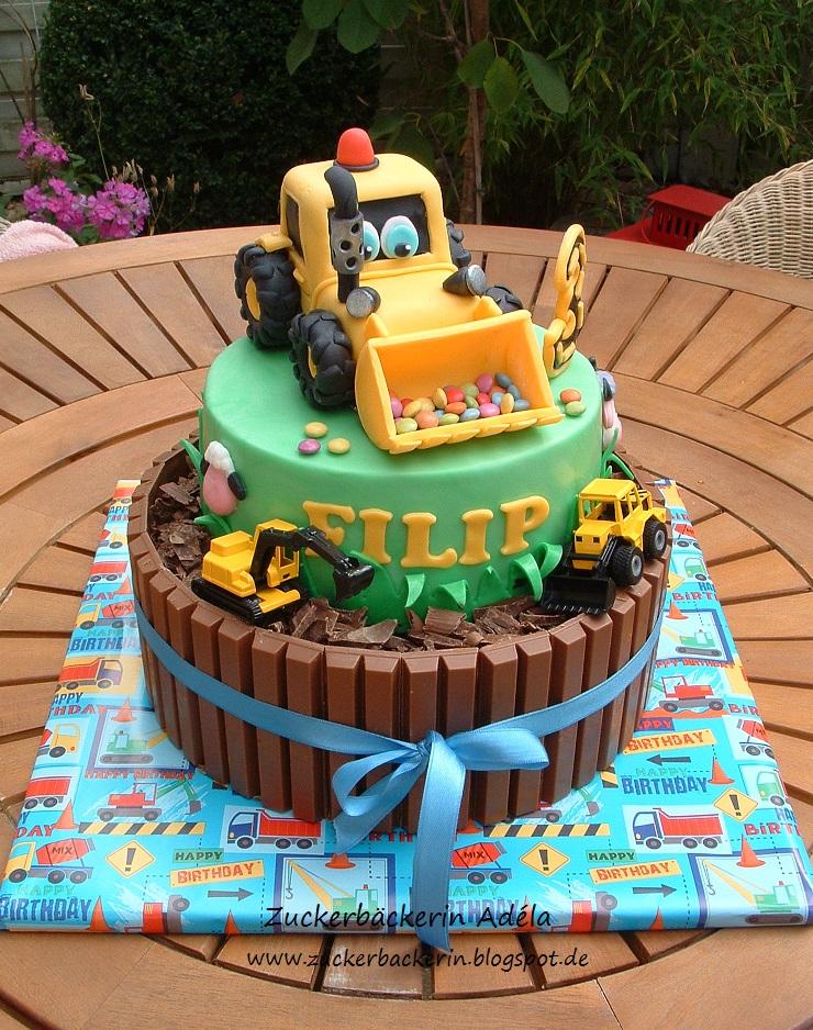20 Inspirational Kindergeburtstagstorte Traktor