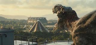 jurassic world 2: reveladas las primeras imagenes de dinosaurios