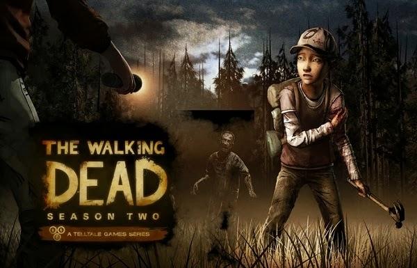 تحميل لعبة the walking dead season 2 كاملة
