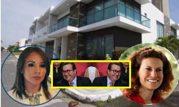 Duarte regaló casas a su amante hoy presa, imagina lo que le regaló a su esposa Karime, hoy libre