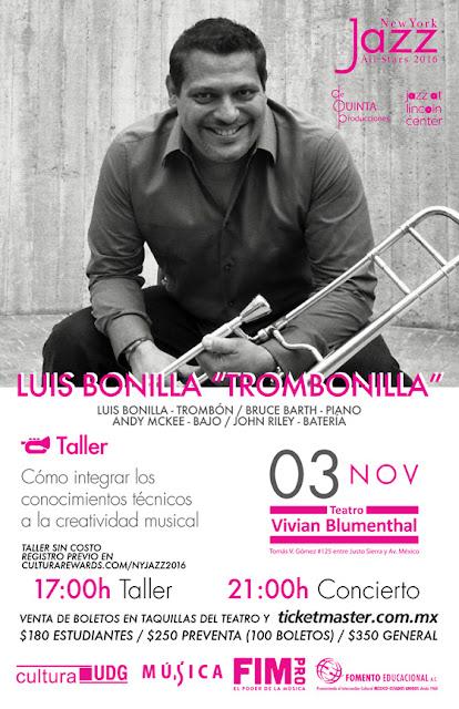 Luis Bonilla Quartet